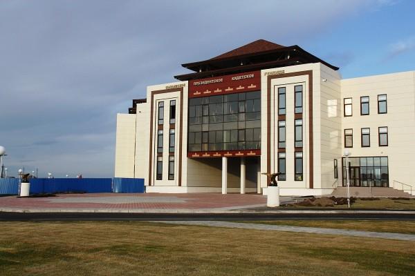 Кызыл ПКУ(№12)